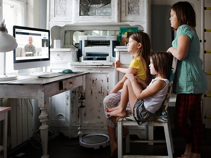 Family Telehealth at Home